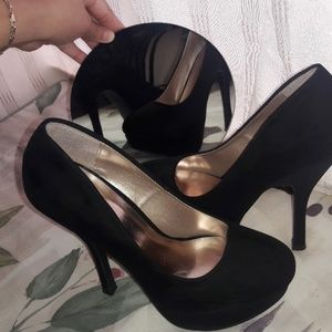 High heels from qupid